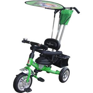 Велосипед трехколёсный Lexus Trike Volt (MS-0575) зеленый