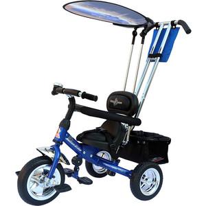 Велосипед трехколёсный Lexus Trike Volt (MS-0575) синий велосипед трехколесный funny scoo volt air ms 0576 фиолетовый