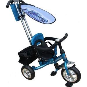 Велосипед трехколёсный Lexus Trike Next Generation (MS-0571) голубой