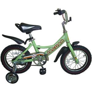 Велосипед 2-х колесный Jaguar MS-A142 Alu салатовый велосипед 2 х колесный jaguar ms a162 alu серебро