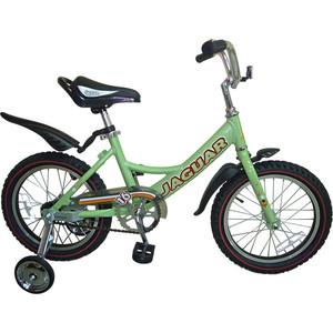 Велосипед 2-х колесный Jaguar MS-A162 Alu салатовый велосипед 2 х колесный jaguar ms a162 alu серебро