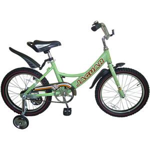 Велосипед 2-х колесный Jaguar MS-A182 Alu салатовый