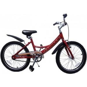 Велосипед 2-х колесный Jaguar MS-A202 Alu красный