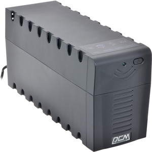 ИБП PowerCom RPT-800A Raptor (3 IEC) ибп powercom rpt 600a raptor 3 iec