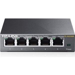 Коммутатор TP-LINK TL-SG105E tp link tl ant2414a