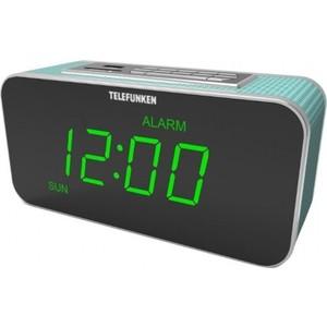 Радиоприемник TELEFUNKEN TF-1503U голубой радиоприемник telefunken tf 1571