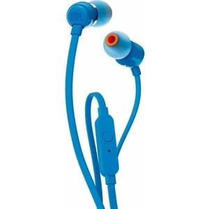 Наушники JBL T110 blue
