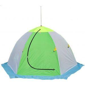 Палатка для зимней рыбалки Медведь 3 Оксфорд 210
