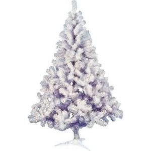 Елка искусственная Snowmen белая 180 см (Е6247)