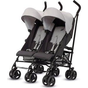 Прогулочная коляска Inglesina для двойни Twin Swift (цвет Grafite) (AH84H0GRF) цена