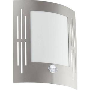 цена на Уличный настенный светильник Eglo 88144
