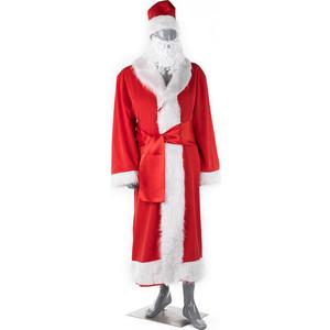 Костюм Snowmen костюм деда мороза (Е3402) недорого