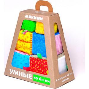 Кубики Мякиши Умные кубики (271)