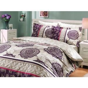 Комплект постельного белья Hobby home collection 1,5 сп, поплин, Arella, фиолетовый (1501000047) недорго, оригинальная цена