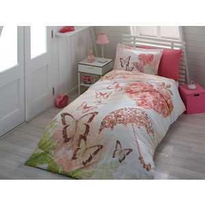 цена Комплект постельного белья Hobby home collection 1,5 сп, поплин, Sweet Dreams, (1501000893) онлайн в 2017 году
