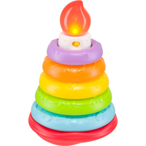 Пирамидка Happy Baby HAPPY CAKE (330080)