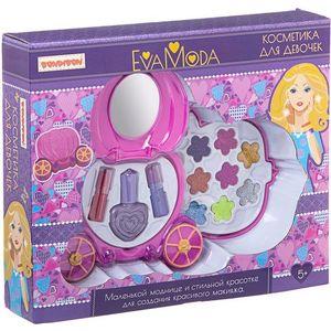 Набор детской декоративной косметики Bondibon Eva Moda (ВВ1773)