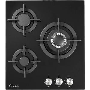 Газовая варочная панель Lex GVG 430 BL