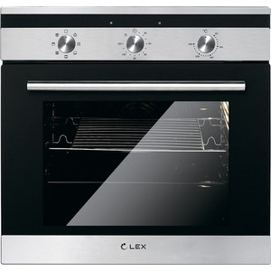 лучшая цена Электрический духовой шкаф Lex EDM 070 IX