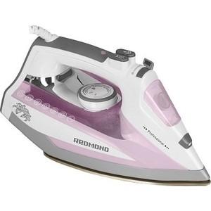 Утюг Redmond RI-D235 белый/розовый