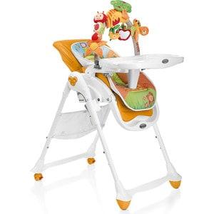 Стульчик для кормления - шезлонг Brevi B.Fun, оранжевый, Италия GL000297704 279-644