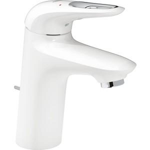 Смеситель для раковины Grohe Eurostyle с донным клапаном (33558LS3) смеситель для раковины grohe eurostyle new 33558ls3