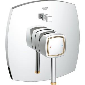 Смеситель для ванны Grohe Grandera с механизмом (19920IG0, 35501000)