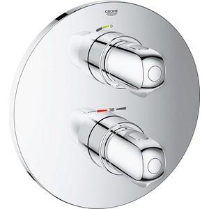 Термостат для душа Grohe Grohtherm 1000 New с механизмом (19984000, 35500000) смеситель для душа grohe eurostyle new с механизмом 33635003