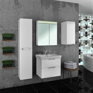 Мебель для ванной Dreja Q 60 белая мебель для ванной asomare