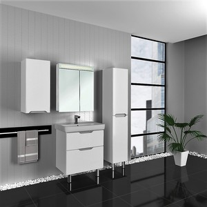 Мебель для ванной Dreja Q Plus 80 белая