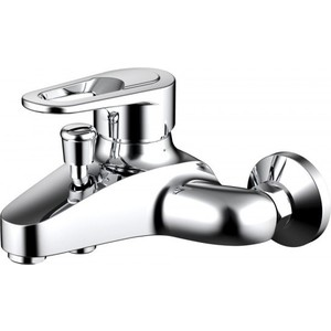 Смеситель для ванны Bravat Loop (F6124182CP-01-RUS) loop