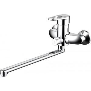 Смеситель для ванны Bravat Loop (F6124182CP-02L-RUS) loop