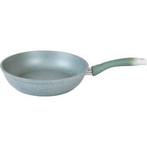 Сковорода d 26 см Kukmara Мраморная (смф262а Фисташковый мрамор) сковорода d 24 см kukmara мраморная смс241а светлый мрамор