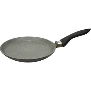 Сковорода для блинов 24 см Мечта Гранит (14701) сковорода для блинов 20 см мечта престиж 10506