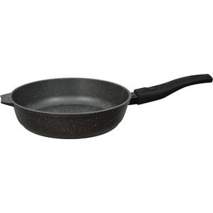 Сковорода 28 см Мечта Гранит (28701) сковорода вок d 28 см мечта гранит 78701
