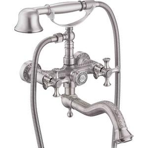 Смеситель для ванны ZorG Antic (A 7000W-SL)
