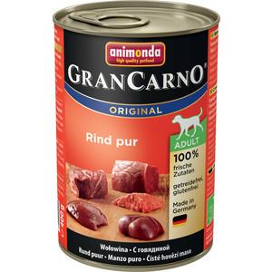 Консервы Animonda GranCarno Original Adult с отборной говядиной для собак 400г (82735)