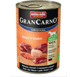 Консервы Animonda GranCarno Original Adult с говядиной и курицей для собак 400г (82732)