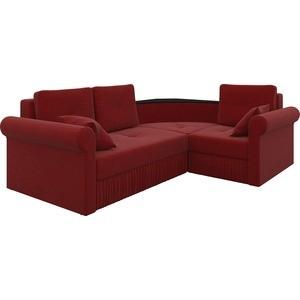 Угловой диван АртМебель Юта-09 правый