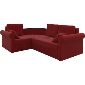 Угловой диван Мебелико Юта-09 левый
