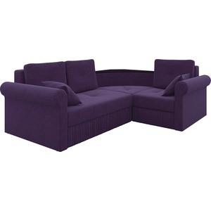 Угловой диван АртМебель Юта-32 правый