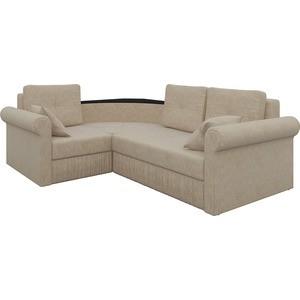 Угловой диван Мебелико Юта-49 левый