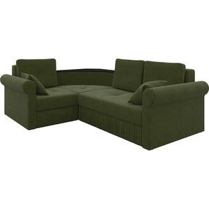Угловой диван Мебелико Юта-10 левый