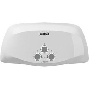 Проточный водонагреватель Zanussi 3-logic 5,5 S (душ)