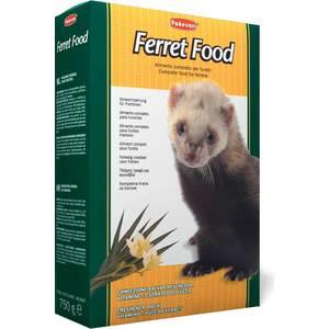 Корм Padovan FERRET Food комплексный основной для хорьков 750г