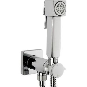 Смеситель для душа Bossini с гигиеническим душем, встраиваемый (E38001B.030) гигиенический комплект bossini c03177b 030