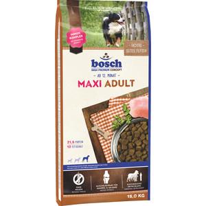 Сухой корм Bosch Petfood Adult Maxi для взрослых собак крупных пород 15кг