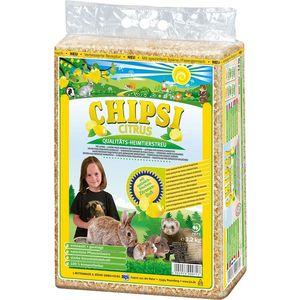 Наполнитель Cat's Best Chipsi Mais Citrus кукурузный с ароматом цитрусовых для грызунов и птиц 4,6кг (10л) наполнитель для грызунов cat s best chipsi