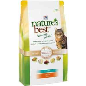 Сухой корм Hills Natures Best Adult with Tuna с тунцом и овощами для кошек 2кг (4199)