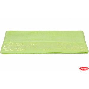 Полотенце Hobby home collection Dora 100x150 см зеленый (1501000428) цены